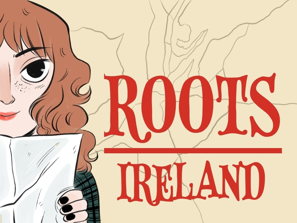 Roots: A Comic Travelogue's video poster