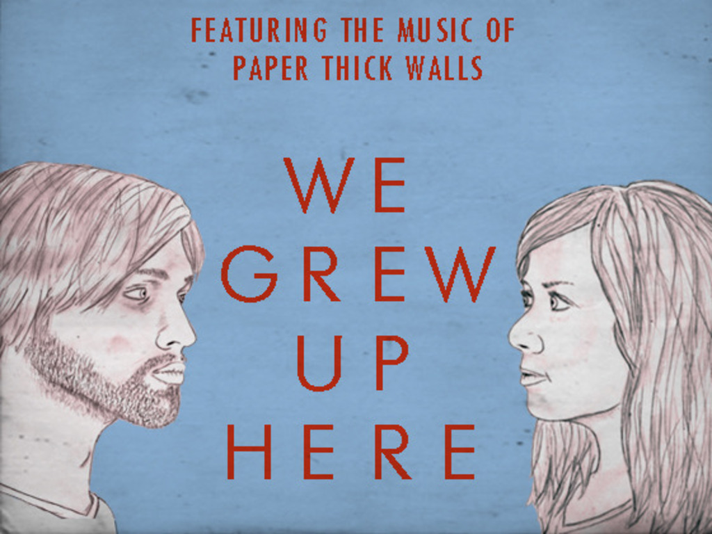 We Grew Up Here's video poster