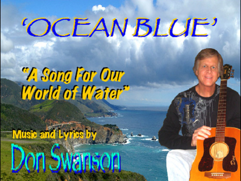 Help me complete 'Ocean Blue' A Song For Our World of Water's video poster