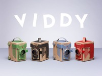 VIDDY: The 30 minute DIY pinhole camera kit