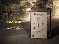 BIAbox; the innovative bodyweight strength and fitness frame