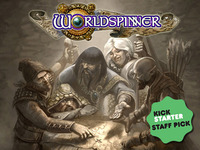Worldspinner: Fantasy RPG Worldbuilder & Map Maker