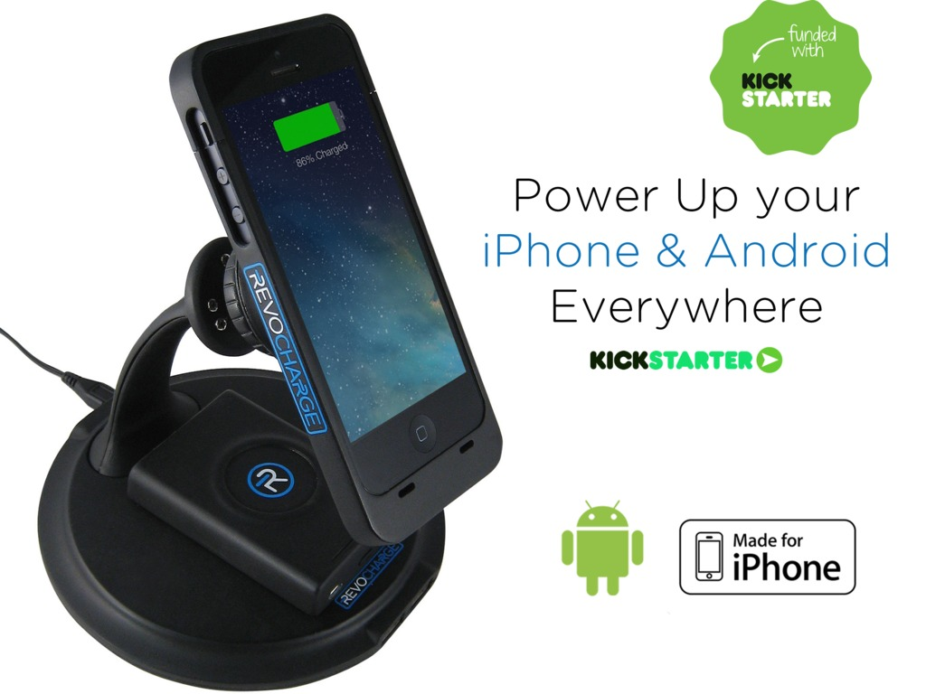 Magnetic Wireless Charging Pack for iPhone 5S 6 Plus Android's video poster