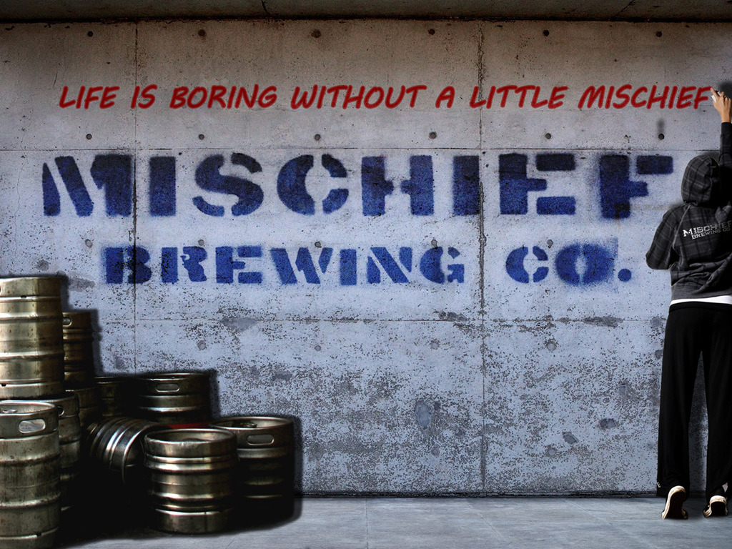 Mischief Brewing Company's video poster