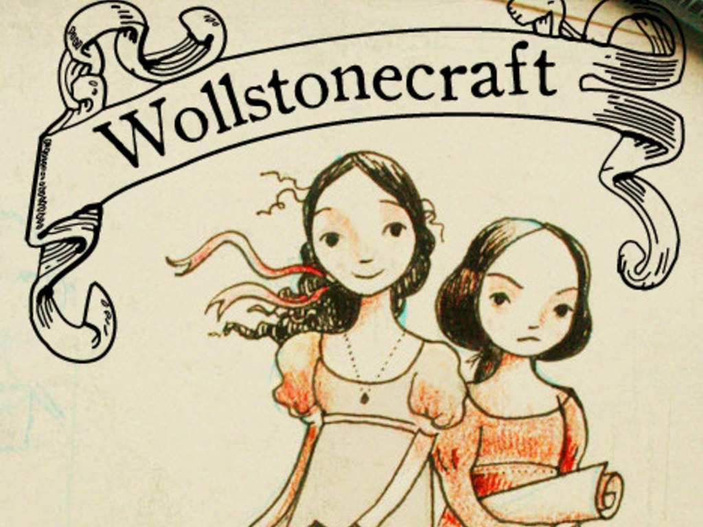 Wollstonecraft's video poster