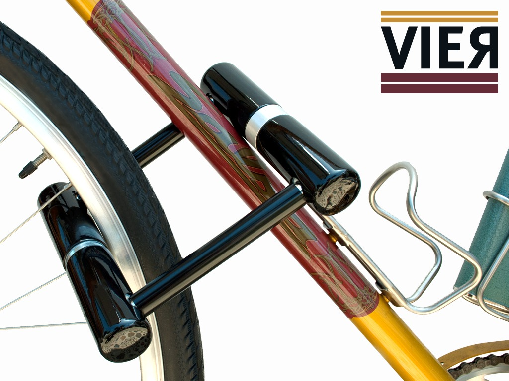 VIER - Compact High Security Bike Lock's video poster