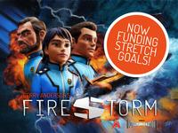 Gerry Anderson's Firestorm - Filmed in Ultramarionation