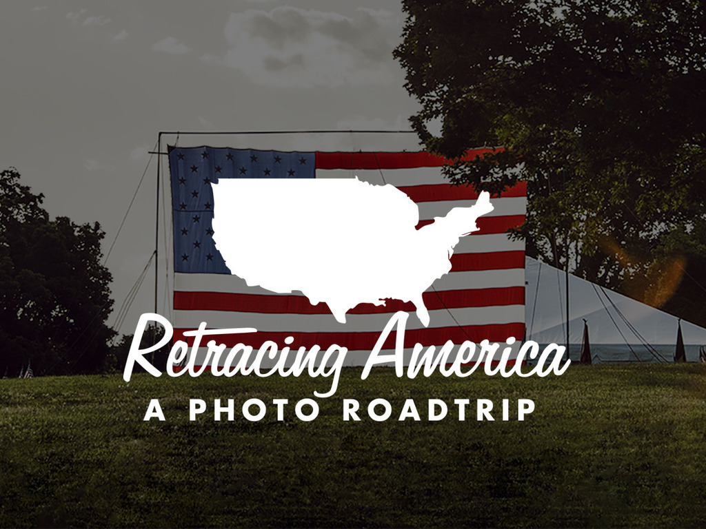 Retracing America's video poster