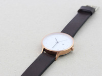Instrmnt 01: A minimalist watch with a Swiss movement.
