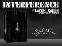 INTERFERENCE Playing Cards (printed by USPCC)