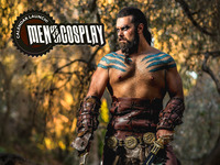 Men vs Cosplay: 2015 Heroes vs Villains Calendar Project