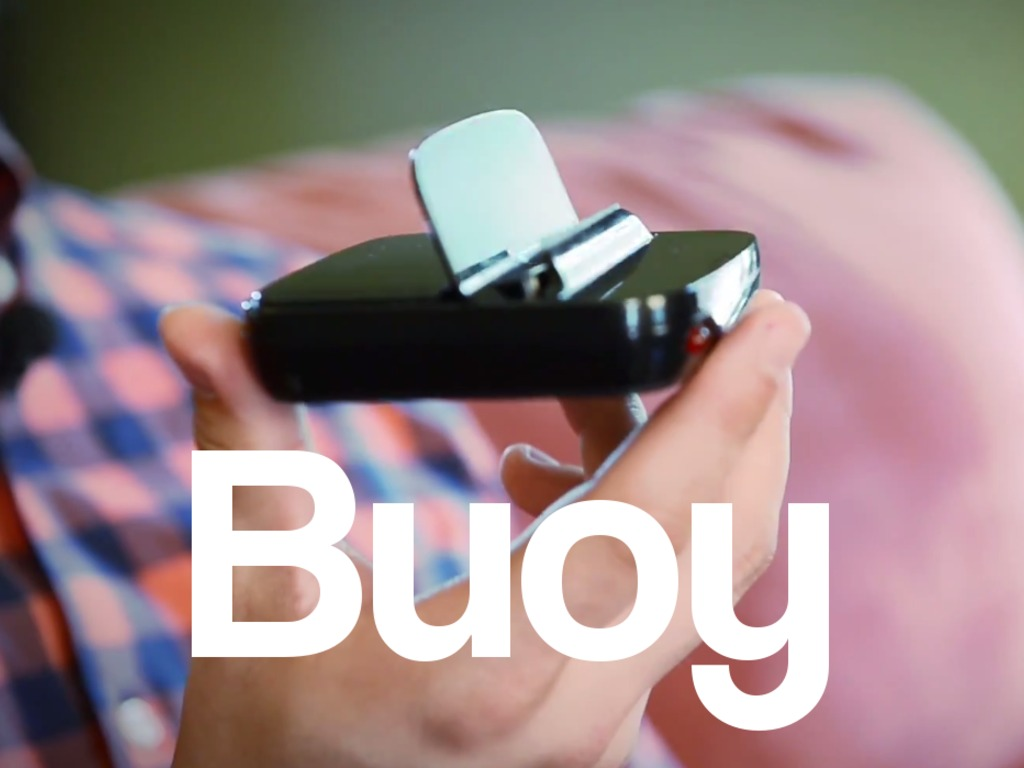 Buoy - The Future of Safe Driving's video poster