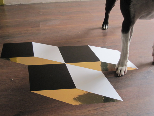 FACET Removable Vinyl Floor Tiles By Sara Czosnyka Kickstarter