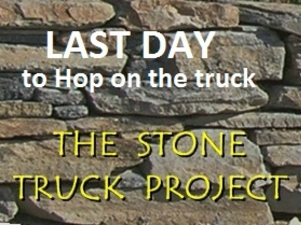 The Stone Truck Project's video poster