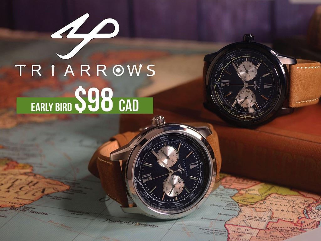 Original Luxury Multifunctional Watch's video poster