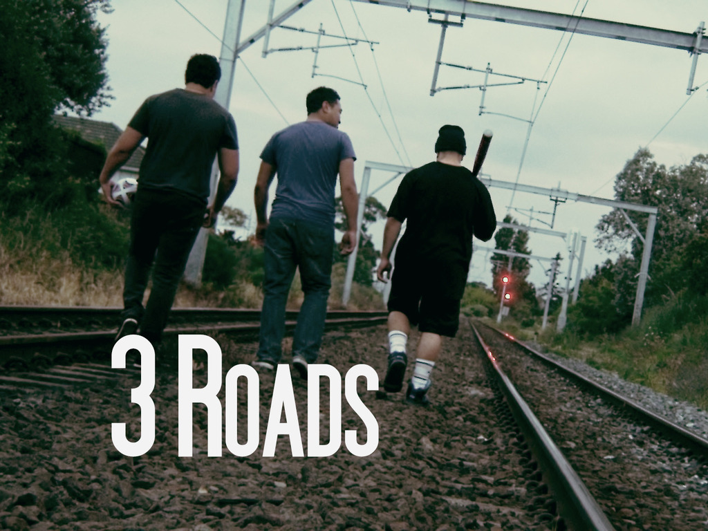 3Roads | Feature Film | Crime/Drama | A Thrilling conclusion's video poster
