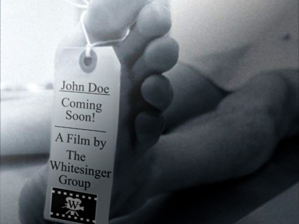 Who is John Doe?'s video poster