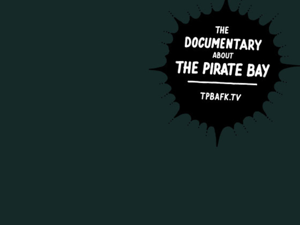 TPB AFK: The Pirate Bay – Away From Keyboard's video poster