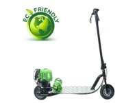 Propane Powered Motor Scooter-Go Clean, Go Green, Go PROGO!