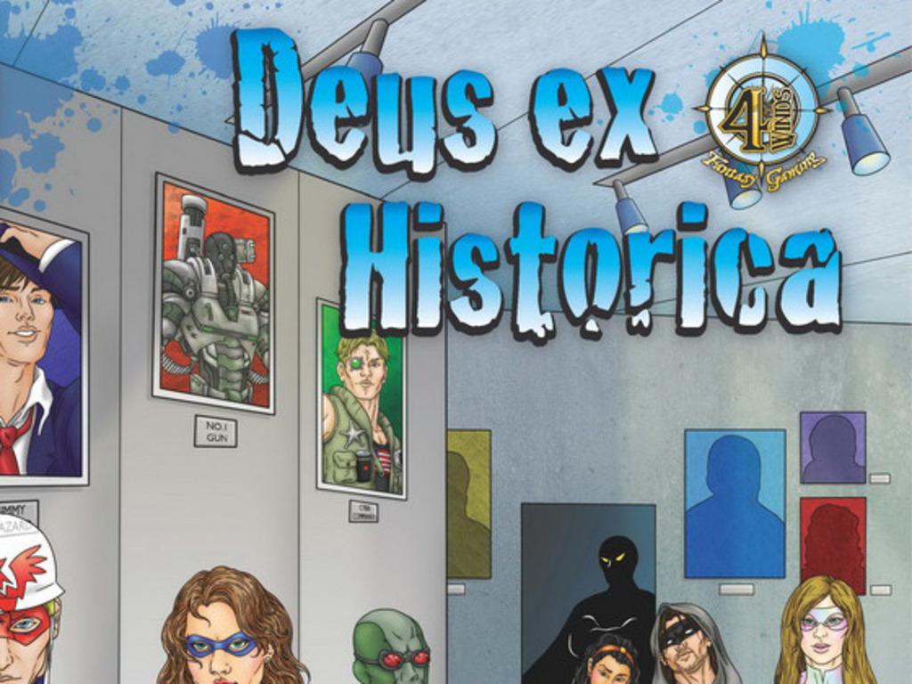Deus ex Historica's video poster