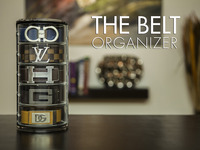 The Belt Organizer