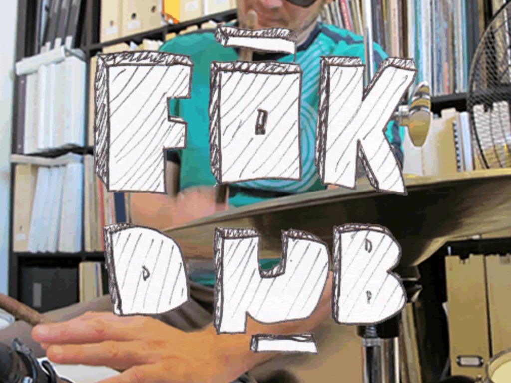 Pressing FOK DUB's video poster