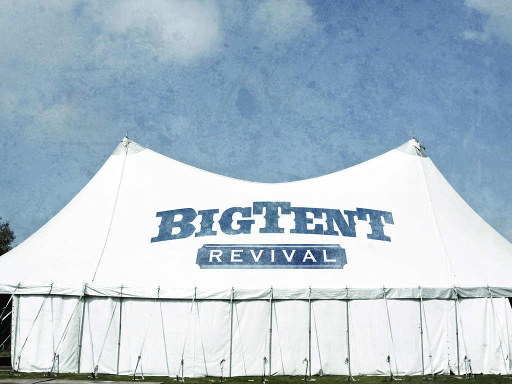 Big Tent Revival is BACK and headed into the studio!'s video poster