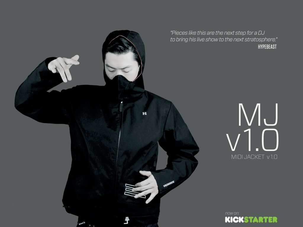 Midi Controller Jacket v1.0's video poster