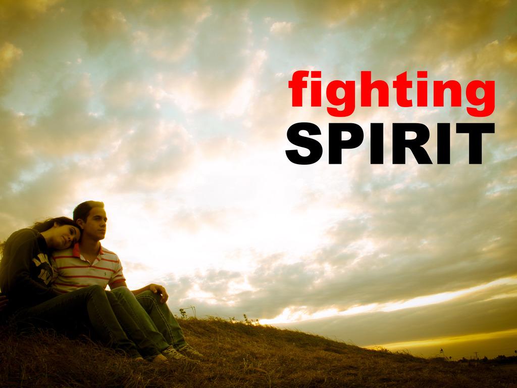 Fighting Spirit's video poster
