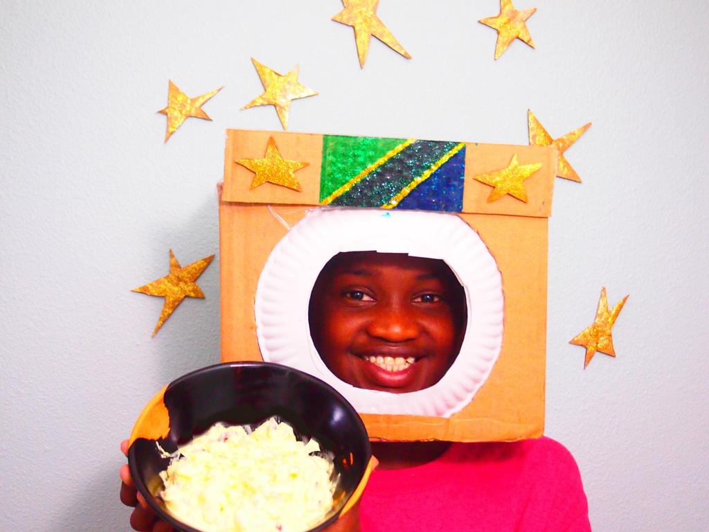 Tanzanian Astronaut Potato Salad's video poster