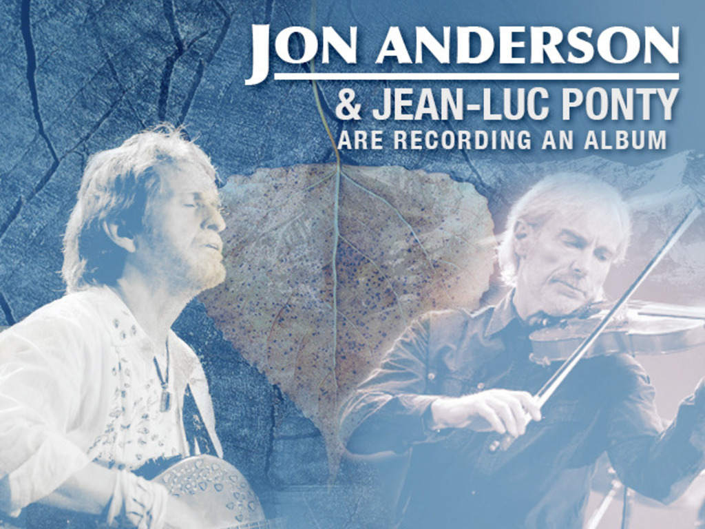 Jon Anderson & Jean-Luc Ponty Project's video poster