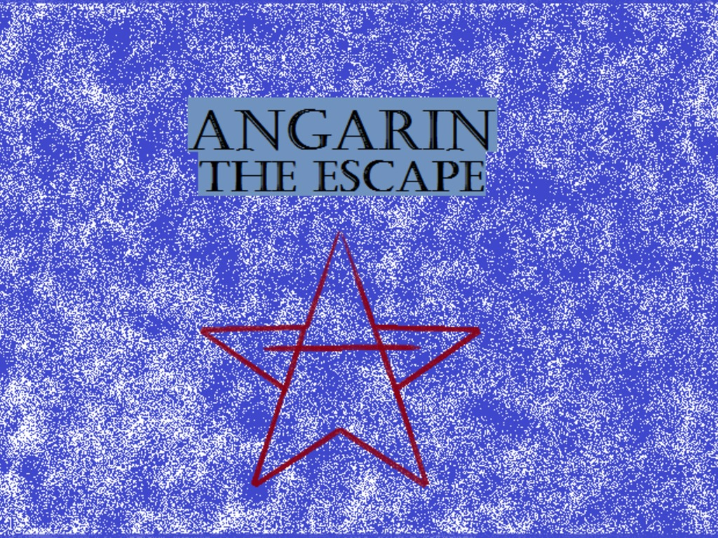 Angarin: The Escape's video poster