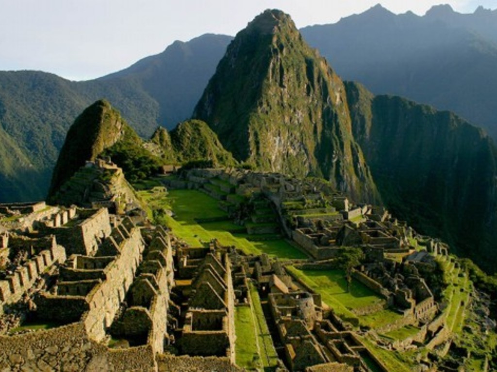 The Heights of Machu Picchu's video poster