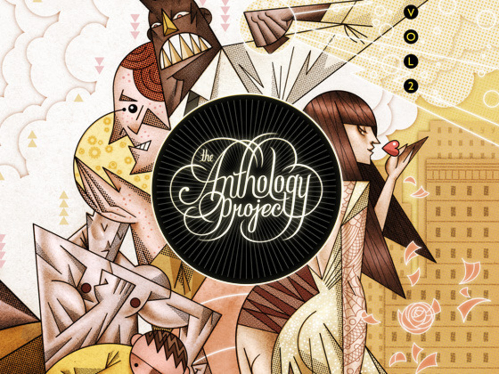The Anthology Project Vol 2: A Collection of Comics's video poster