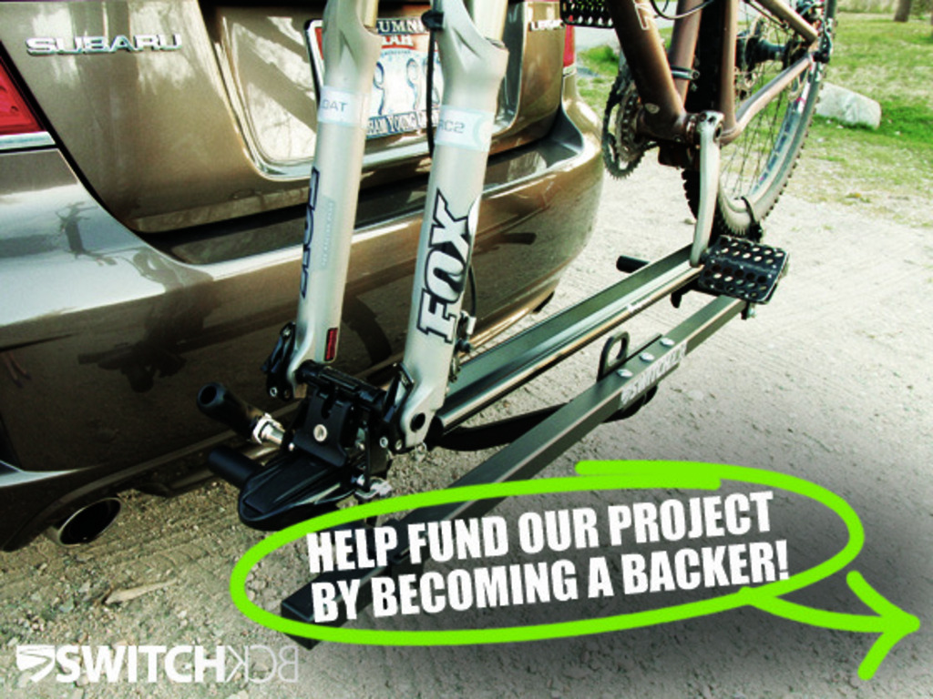 SWITCHbck Bike Rack's video poster