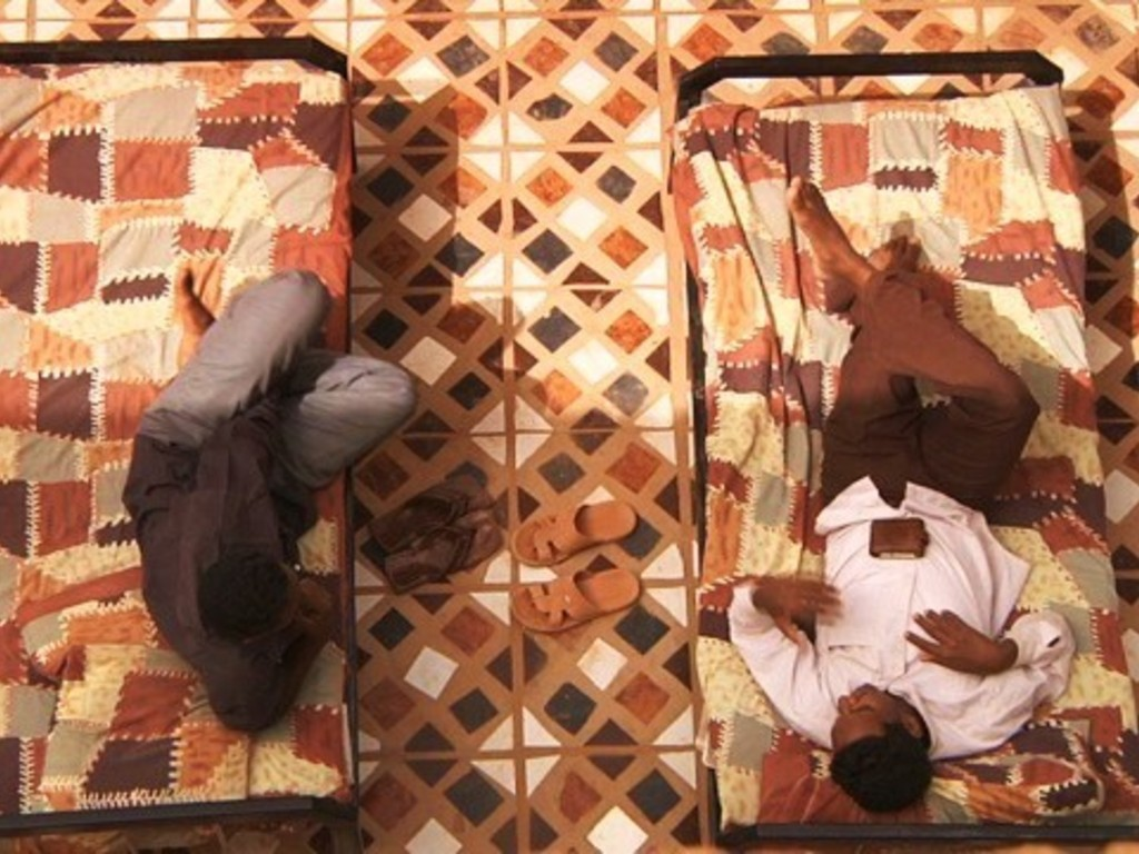 The Waiting Room: Sudan at crossroads's video poster