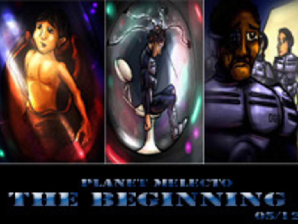 Planet Melecto The Beginning's video poster