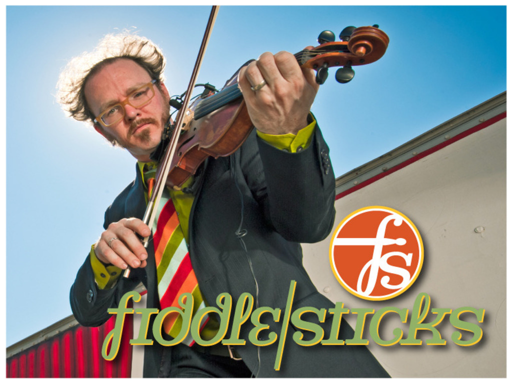 Fiddle/Sticks: The Drummer Project's video poster