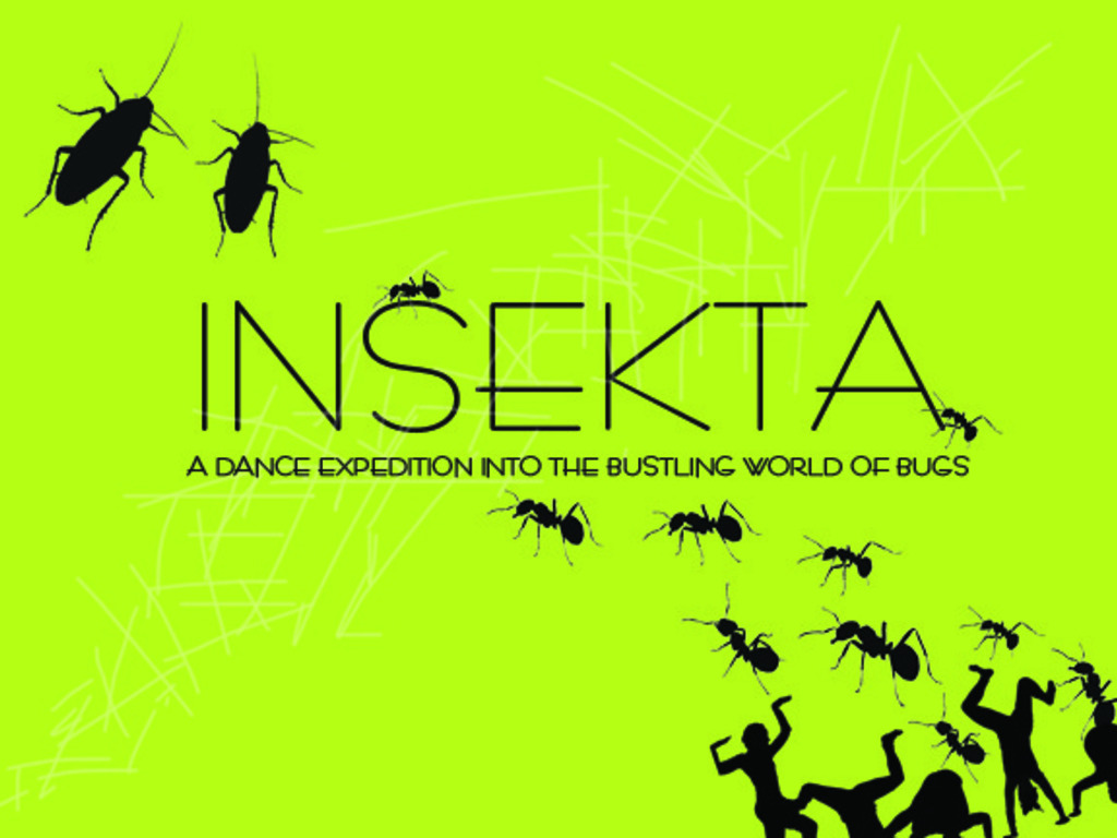 INSEKTA: A DANCE EXPEDITION INTO THE BUSTLING WORLD OF BUGS's video poster