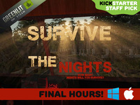 Survive the Nights — Multiplayer | Survival | Sandbox