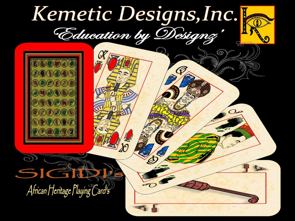 SIGIDI: African Heritage Playing Cards's video poster