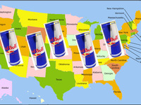DRINK A RED BULL IN EVERY STATE POST VIDEO ON YouTube