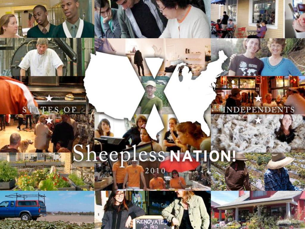 Sheepless Nation! States of Independents's video poster