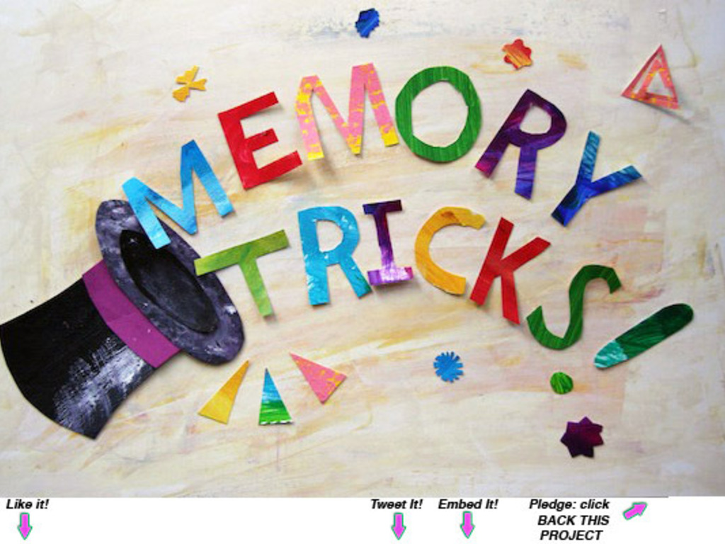 Memory Tricks! A MICA & Jemicy Animation Collaboration's video poster