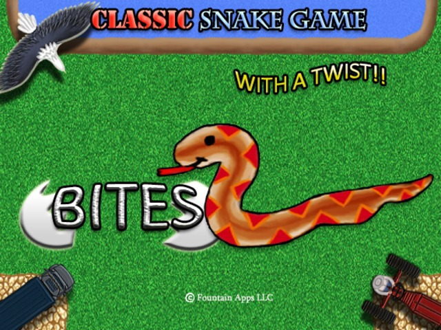 Classic Snake Game Bites - The Cla...