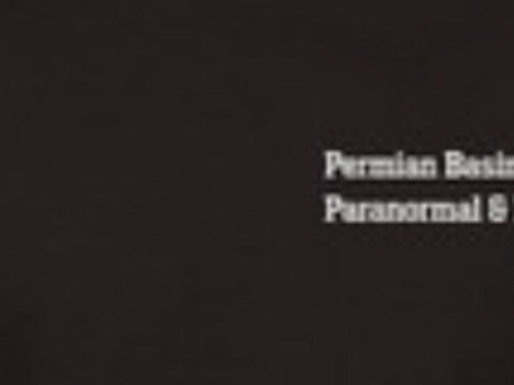 Permian Basin Paranormal & Research's video poster