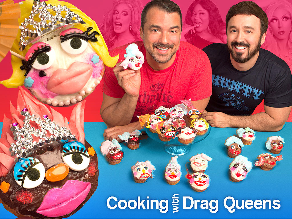 Cooking with Drag Queens's video poster