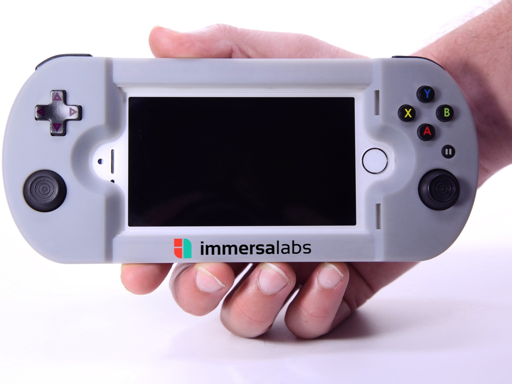 Pocket Gamer: Video Game Controller for iPhone's video poster