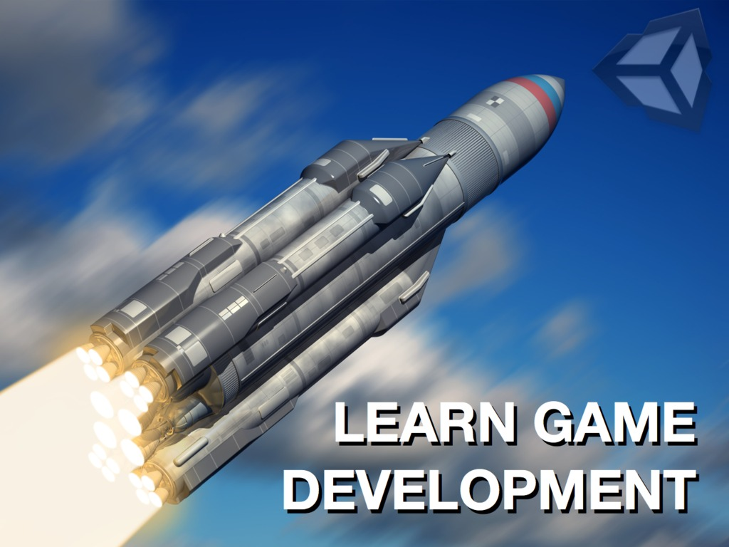How To Make Video Games Through Unity 3D - Online Course's video poster