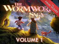 The Wormworld Saga Book Edition - Volume 1